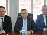 Millet İttifakı Konya'da start verdi