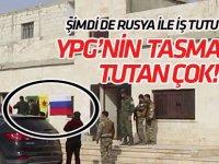 """Rus ordusu, Münbiç'in çevresinde bağımsız ve """"ortak"""" devriye yapıyor"""