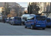 Afyonkarahisar'daki uyuşturucu operasyonunda 17 tutuklama