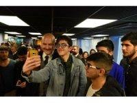 İçişleri Bakanı Soylu, Mardin'de gençlerle bir araya geldi