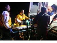 Muğla'da zincirleme trafik kazası: 5 yaralı