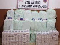 Van'da kaçak sigara operasyonu: 11 tutuklama