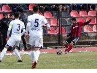 TFF 2. Lig: UTAŞ Uşakspor: 2 - Hacettepespor: 2