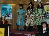 İkindi Sohbetlerinde 'Anadolu Kıyafetleri' konuşuldu