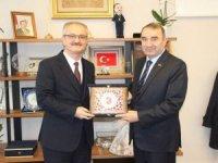 Özçelik'in Ankara Ziyaretleri
