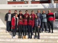 Yakın Doğu Koleji Atletizm Takımı Türkiye Salon Yarışlarına katılıyor