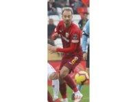 İstikbal Mobilya Kayserispor'da ikinci yarının ilk cezalı oyuncusu Şamil Çinaz