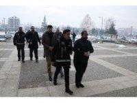 FETÖ'nün 'Gaygubet Evi'nde gözaltına alınan şüpheliler adliyeye sevkedildi
