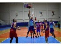 Veteran Basketbol Turnuvası'nda şampiyonlar belli oldu