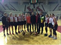 Kepez Belediyespor Antalya'yı temsil edecek