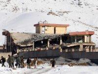 Afganistan'da askeri üsse saldırı! 126 ölü var...