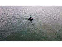Hamzadere Barajı'nda kaybolan kişi aranıyor