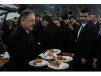 Eryaman Stadı'na Kasapoğlu ve Özhaseki çıkarması