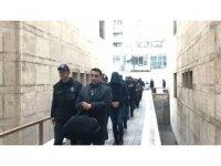 FETÖ sanığı 20 kişi adliyeye sevk edildi
