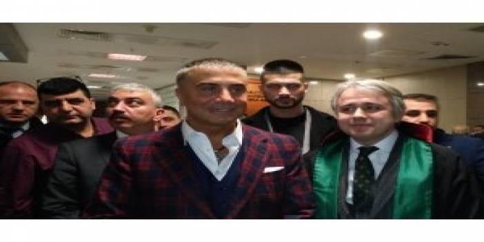 Sedat Peker şüpheli sıfatıyla ifade verdi