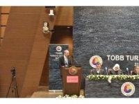 Başkan Gülsoy, Türkiye Ekonomi Şurası'nda İç Anadolu Bölgesi'ni temsil etti