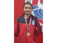 Şampiyon sporcu Sıla Ata, 'Olimpik Hazırlık Kampı'na seçildi
