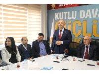 AK Parti Gebze Belediye Başkan Adayı Zinnur Büyükgöz: