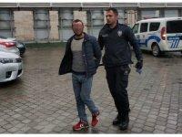İş yerinden hırsızlık iddiasına gözaltı