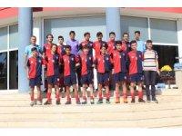 Kepez Belediyespor U15 Play-Off'ta