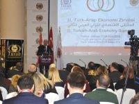 Konyalı işadamları  '2. Türk-Arap Ekonomi Zirvesi'nde