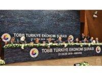 KUTO Başkanı Akdoğan, Türkiye Ekonomi Şurasına katıldı