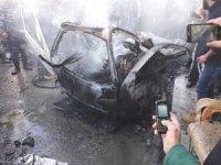 Lazkiye'de bomba yüklü araç infilak etti