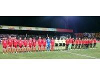 Ziraat Türkiye Kupası: Bolu: 0 - Galatasaray: 0 (Maç devam ediyor)