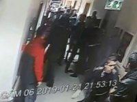 Hasta yakınlarıyla güvenlikçiler birbirine girdi: 4 yaralı, 3 gözaltı