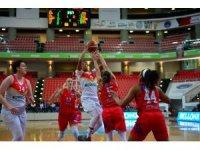 Bellona Kayseri Basketbol OGM Ormanspor'a konuk olacak