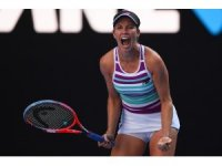 Avustralya Açık tek kadınlarda yarı finalistler belli oldu
