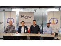 İSTOK, MÜSİAD İzmir'in ev sahipliğinde toplandı