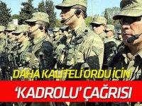Işık: Uzman Çavuşlara kadro verilmeli