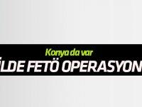 Erzurum merkezli 9 ilde FETÖ operasyonu