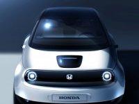 Honda, yeni elektrikli aracının prototip versiyonunu tanıtacak