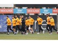 Galatasaray, Göztepe hazırlıklarına ara vermeden başladı