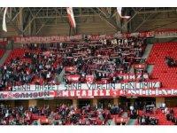 Yılport Samsunspor'da antrenmanlar basına ve taraftara kapatıldı