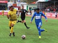 Ziraat Türkiye Kupası: Bodrum Belediyesi Bodrumspor:0  E. Yeni Malatyaspor: 0 (ilk yarı sonucu)