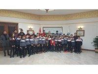 Van Altayspor öğrencileri kahvaltıda bir araya geldi