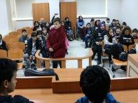 KTO Karatay'da 'Keşif Yolculuğu Kış Bilim Kampı'