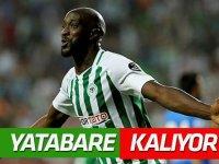 Yatabare Konyaspor'da kalıyor
