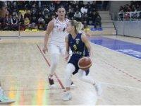 Türkiye Kadınlar Basketbol 1. Ligi: Elazığ İl Özel İdare: 86 - Edremit Belediye Gürespor: 66