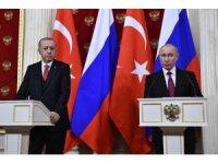 Putin'den Akkuyu ve Türk Akımı açıklaması