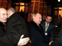 Putin, Cumhurbaşkanı Erdoğan'ı böyle uğurladı...