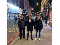 Adil Gevrek, Aboubakar Kamara için İngiltere'de el sıkıştı