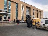 GÜNCELLEME - Konya'da PTT binasında patlama: 1 yaralı