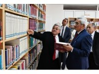 Halk Kütüphanesi protokolü imzalandı