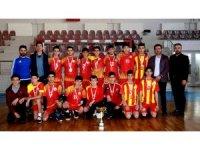 Okullar arası gençler Hentbol İl Birinciliği Yarışmaları sona erdi