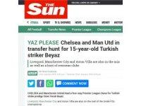 Chelsea ve Manchester United Ömer'in peşinde
