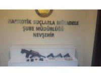 Avanos'ta uyuşturucu operasyonu: 5 kişi tutuklandı